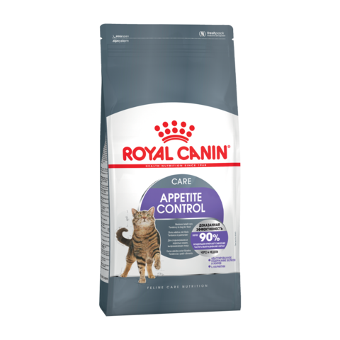Royal Canin Appetite Control Care Сухой корм для взрослых кошек для контроля выпрашивания корма