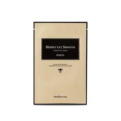 Тканевая Маска WellDerma Honey EXT. Smooth Essential Mask 1шт