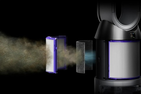 Увлажнитель-очиститель воздуха Dyson Pure Humidify+Cool PH01