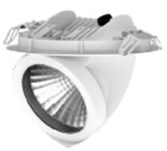 светильник точечный D001-COB6-40W