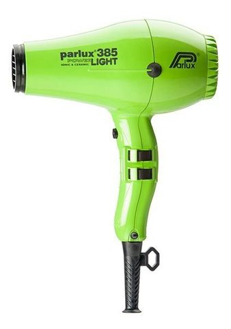 Профессиональный фен Parlux 385 Power Light 2150 Вт зеленый