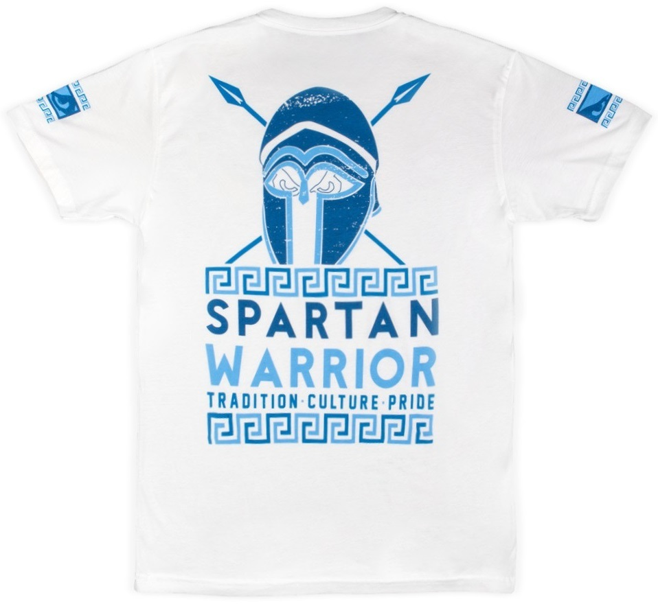 Футболки Футболка Bad Boy Spartan Warrior T-shirt - White Футболка_Bad_Boy_Spartan_Warrior_T-shirt_-_White.jpg