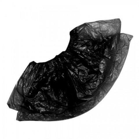 Бахилы Стандартные  Черные 50 пар