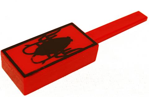 Выпрыгивающий таракан