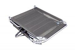 Раскладушка туристическая - походная кровать GOGARDEN CAMPER 50302/50301 (серый)