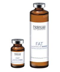 Гель стимулирующий  Фаза1+Фаза2 (апоптоз адипоцитов) (Natinuel |  Fat Normalize Fase1+Fasa2 C.R.P. Body), 5 мл+ 45 мл