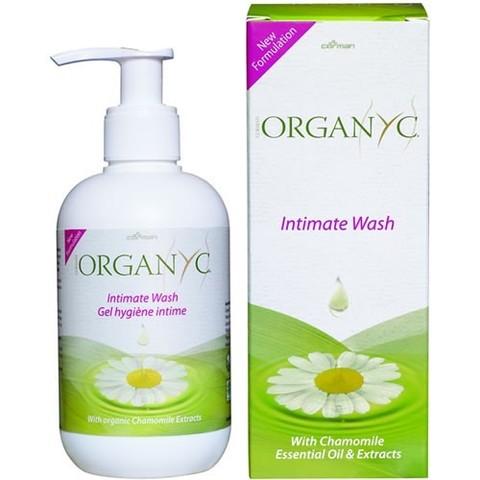 Гель для интимной гигиены | Organyc