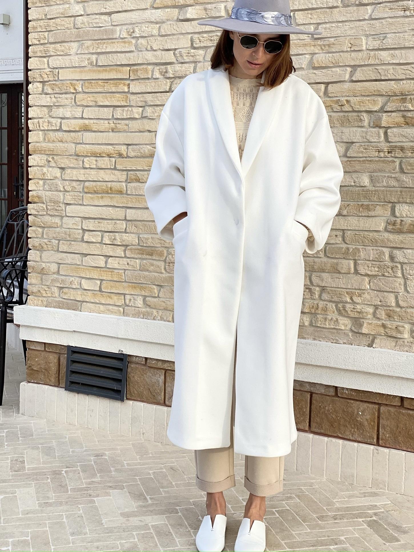 Пальто, Ballerina, Fifth Avenue (белый)