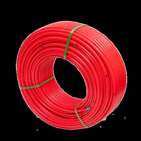 PE.230.04 Труба из сшитого полиэтилена MVI  PEX-а с антикислородным барьером, толщина стенки 2,0 мм 16*2,0 mm