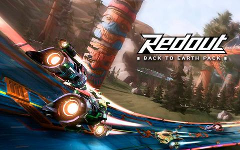 Redout - Back to Earth Pack DLC (для ПК, цифровой ключ)
