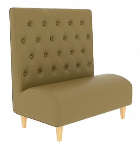 диван с утяжкой