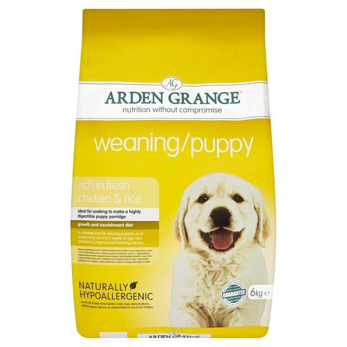 Каталог Сухой корм для щенков, Arden Grange Weaning/Puppy, с курицей AG600286.jpg