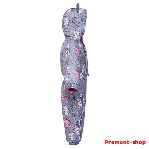 Демисезонный комбинезон Premont для девочек Сказки Ньюфаундленда SP71020