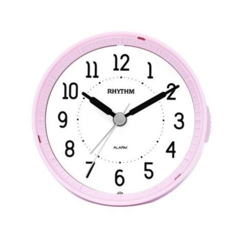 Настольные часы -будильник Rhythm  CRE850BR13