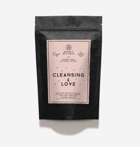 Набор для окуривания Очищение и Любовь