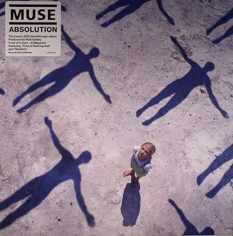 Виниловая пластинка. Muse – Absolution