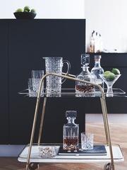 Набор из 3-х предметов декантер + 2 стакана