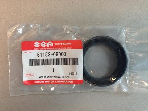 Сальник передней вилки  SUZUKI 51153-08D00  (41x54x11)