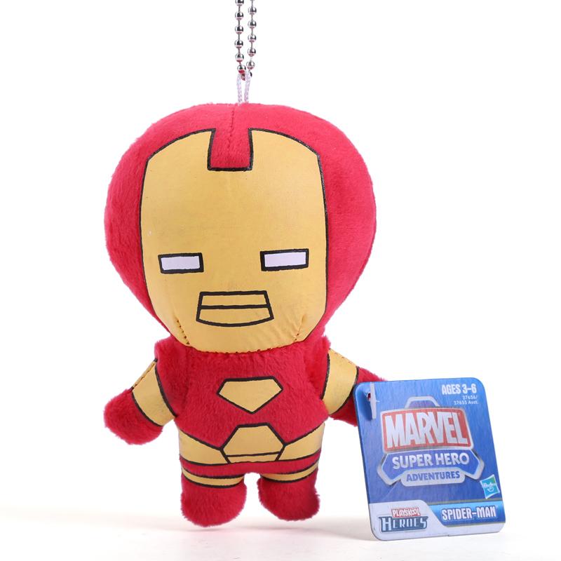 Брелок игрушка Супергерои