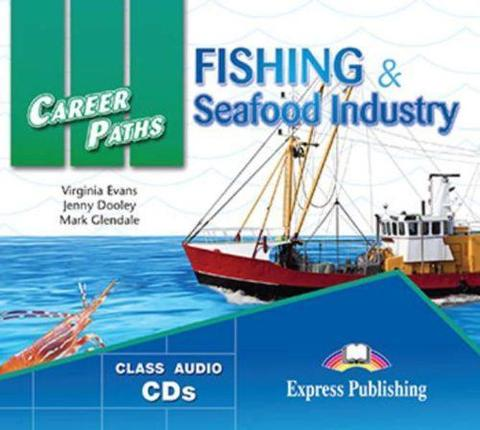 Fishing and Seafood Industry (Esp). Audio CDs (set of 2). Аудио CD  для работы в классе (2 шт).