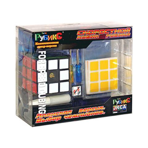 3х3 Скоростной Кубик Рубика (коллекционная версия)