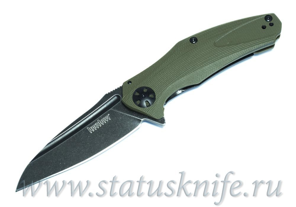Нож Kershaw 7007OLBW Natrix 8Cr13MoV