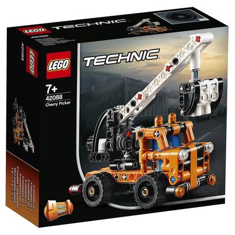 LEGO Technic: Ремонтный автокран 42088 — Cherry Picker — Лего Техник