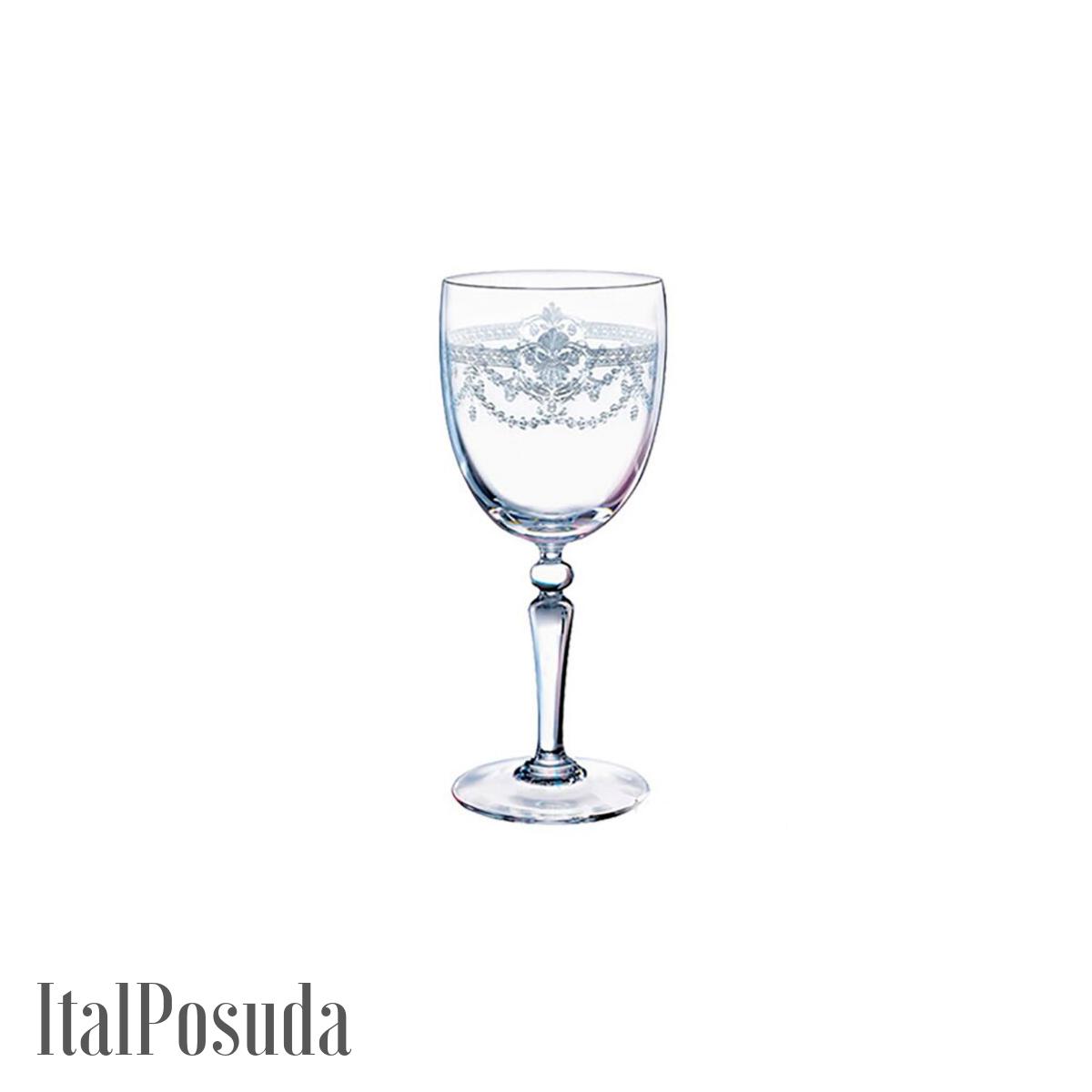 Набор бокалов для вина Cristal D'Arques Dampierre (Дампьер), 6 шт G5476