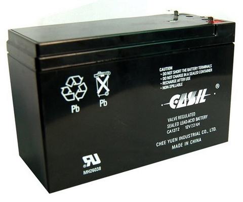Аккумуляторы Casil CA1272 (12V, 7.2Ah)