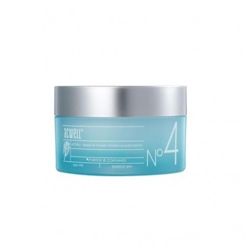Купить ACWELL Aqua Сlinity Сream №4 - Увлажняющий крем для чувствительной кожи