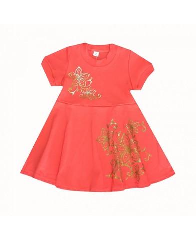 Платье Красотка детское трикотажное
