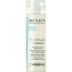 Revlon Professional S.O.S. Calm Шампунь нежный и успокаивающий