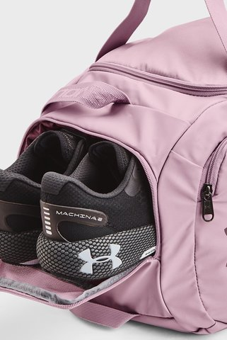 Розовая сумка UA Undeniable 4.0 Duffle SM Under Armour
