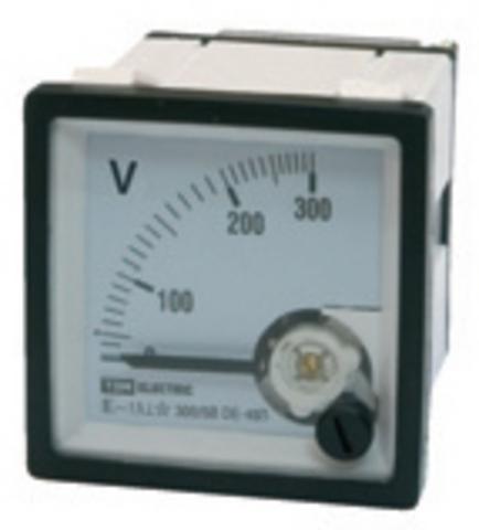 Вольтметр В72П 300В-1,5 TDM