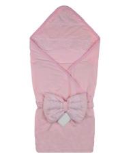 Конверт на выписку из роддома Сластена розовый