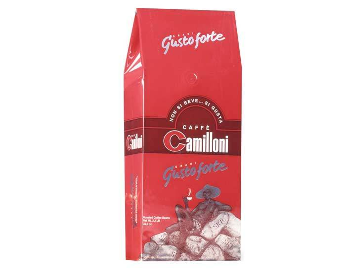 Кофе в зернах Camilloni Gusto Forte, 1 кг