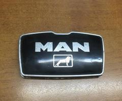 Эмблема на рулевом колесе MAN б/у  Оригинальные номера - 81978700139.