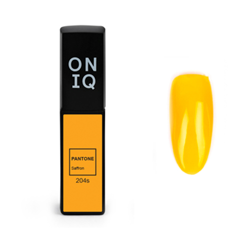 OGP-204s Гель-лак для покрытия ногтей. Pantone: Saffron