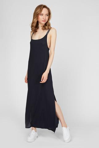 Женское темно-синее платье Tommy Hilfiger
