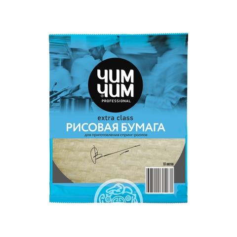 Рисовая бумага ЧИМ ЧИМ для приготовления спринг-роллов 10 листов 100г Тайланд