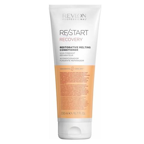 REVLON Restart Recovery:  Восстанавливающий кондиционер для волос (Restorative Melting Conditioner), 200мл/750мл