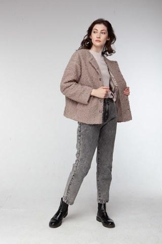 510001.09208.0300N Куртка жен.+ шарф
