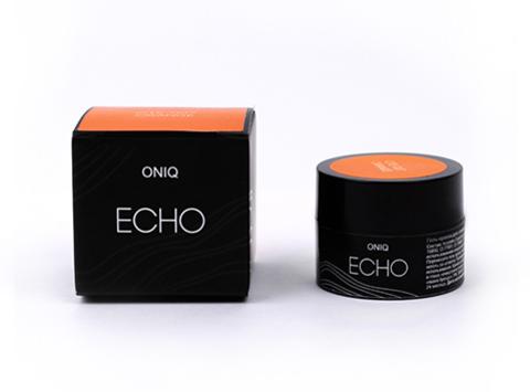 OTE-007 Гель-краска для стемпинга. Echo: Orange