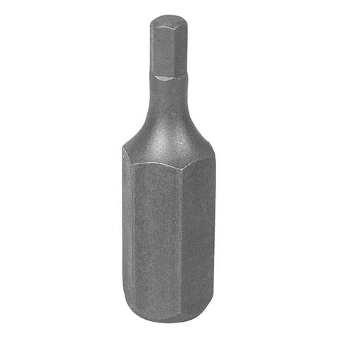 KING TONY (163604H) Вставка (бита) торцевая 10 мм, L = 36 мм, HEX, 4 мм