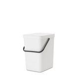 Ведро для мусора SORT&GO 25л, артикул 129926, производитель - Brabantia