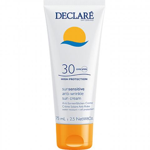 DECLARE Солнцезащитный крем SPF 30 с омолаживающим действием | Anti-Wrinkle Sun Cream SPF 30