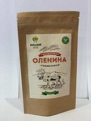 Сыровяленая оленина