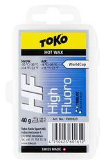 Парафин Toko Tribloc HF синяя, -10°/-30°, 40 гр.