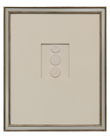 Ivory Intaglio VI