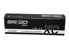 Клистер SkiGo XC Klister White +3/-1, 60 г